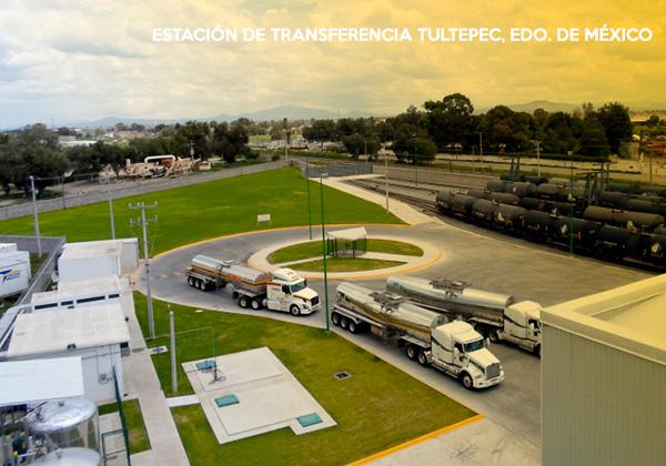 ESTACIÓN DE TRANSFERENCIA TULTEPEC, EDO. DE MÉXICO