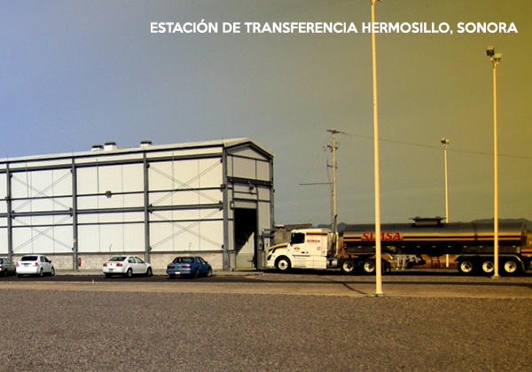 ESTACIÓN DE TRANSFERENCIA HERMOSILLO, SONORA