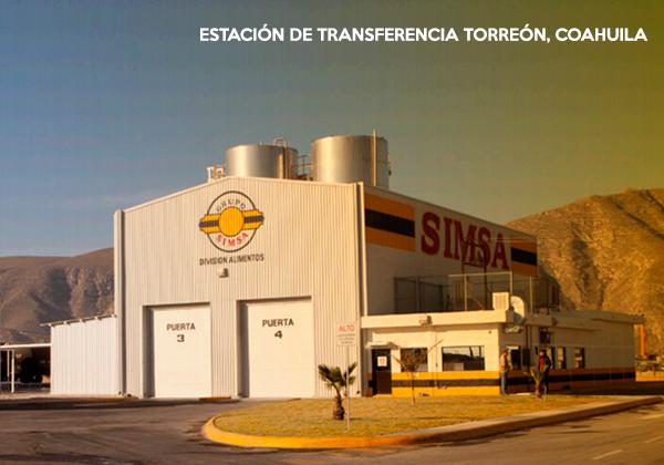 ESTACIÓN DE TRANSFERENCIA TORREÓN, COAHUILA